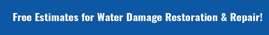 Contact Elite Restoration your Water Damage Contractors in Arizona